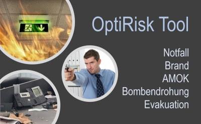 OptiRisk Notfallplan / Evakuierung